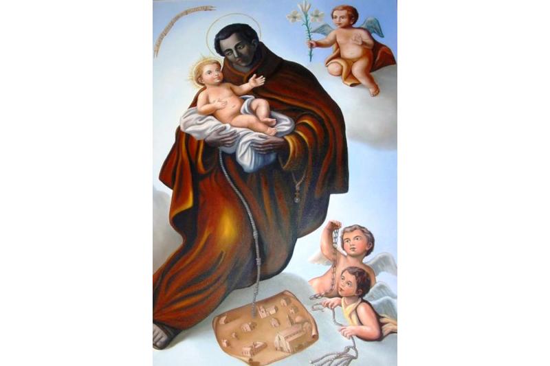 San Benito de Palermo - 4 de Abril