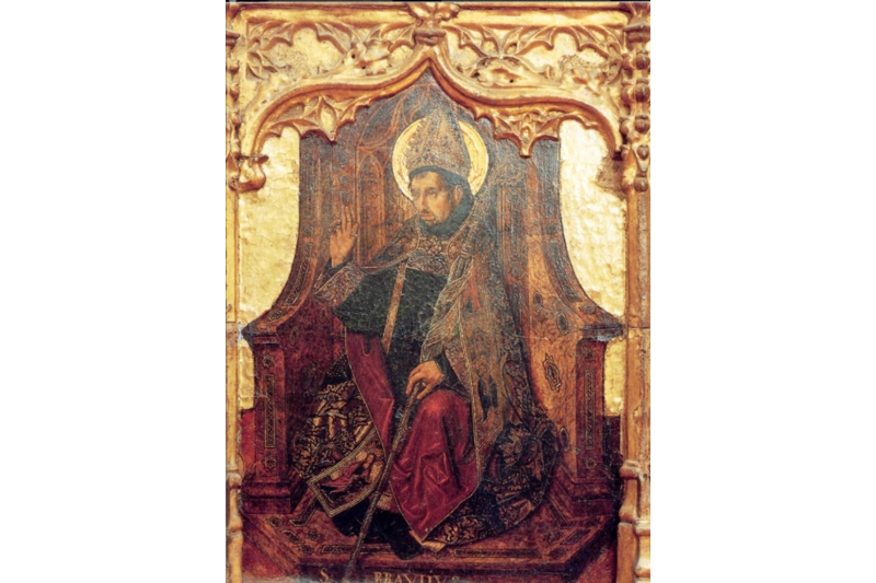 San Braulio, Obispo de Zaragoza - 26 de Marzo