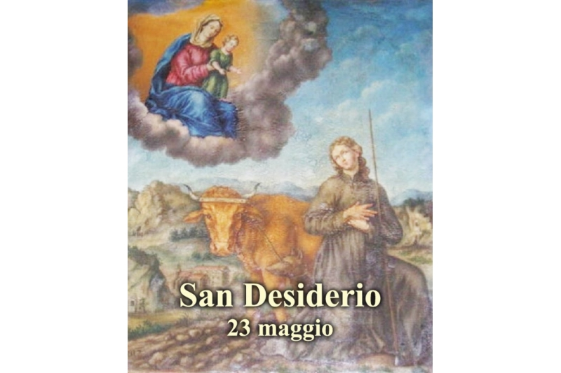 San Desiderio, Obispo - 23 de Mayo