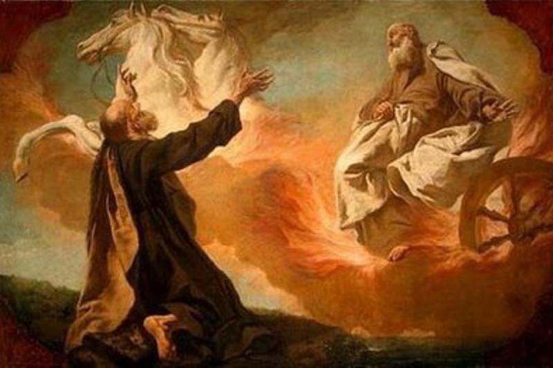 San Elías, Profeta - 20 de Julio