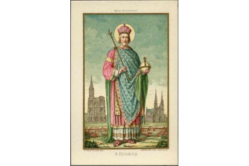 San Enrique, Emperador - 13 de Julio