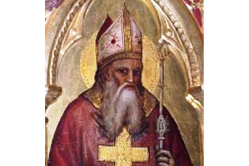 San Ernesto, Abad y Mártir - 7 de Noviembre