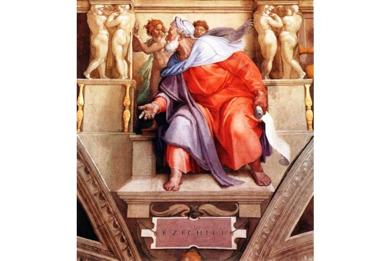 San Ezequiel, Profeta - 10 de Abril