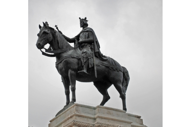 San Fernando, Rey de Castilla