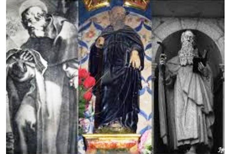 San Frutos, Santa Engracia y San Valentín – 25 de Octubre