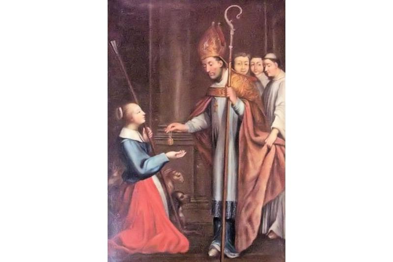 San Germán, Obispo de París - 28 de Mayo