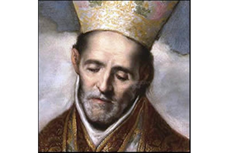 San Ildefonso, Obispo de Toledo - 23 de Enero