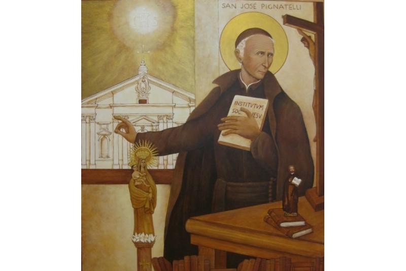 San José Pignatelli, restaurador de los Jesuitas
