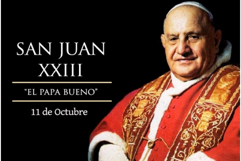 San Juan XXIII - 11 de Octubre