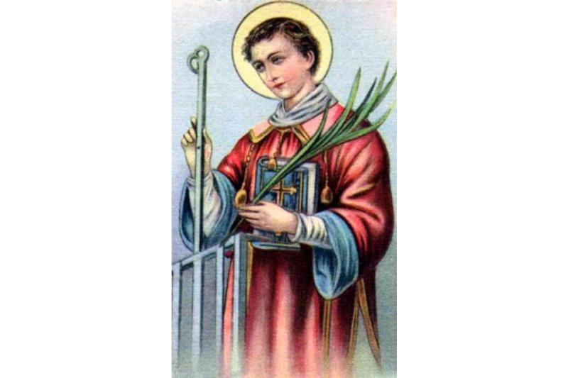 San Lorenzo Diácono y Mártir - 10 de Agosto