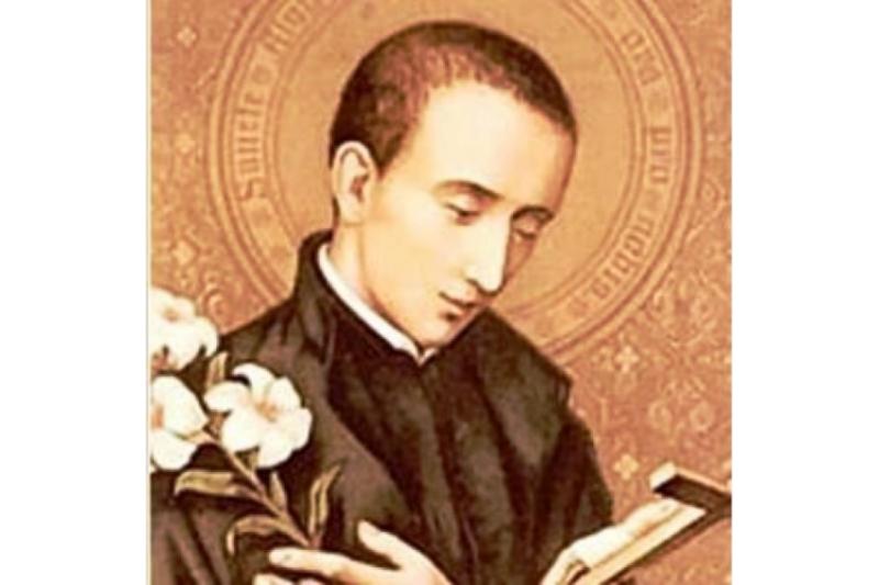 San Luis Gonzaga - 21 de Junio