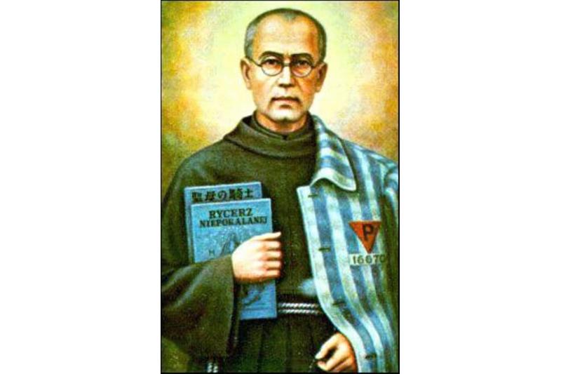 San Maximiliano Kolbe – 14 de Agosto