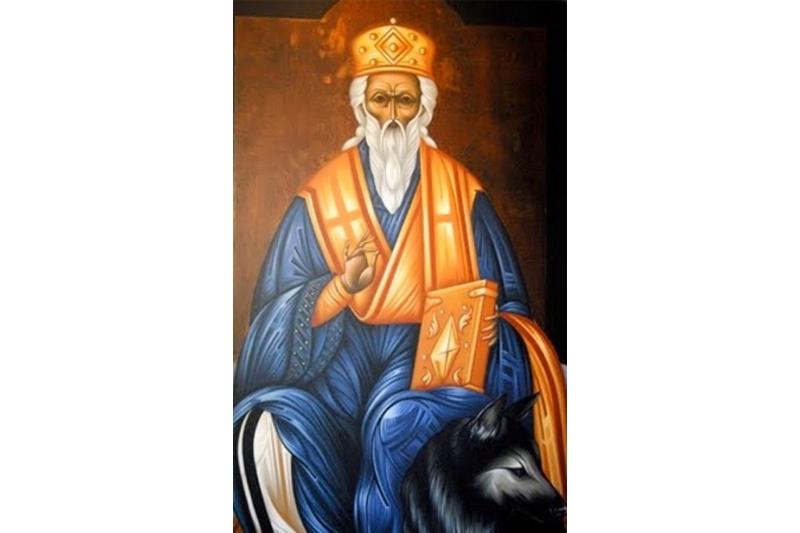 San Modesto, Obispo - 24 de Febrero