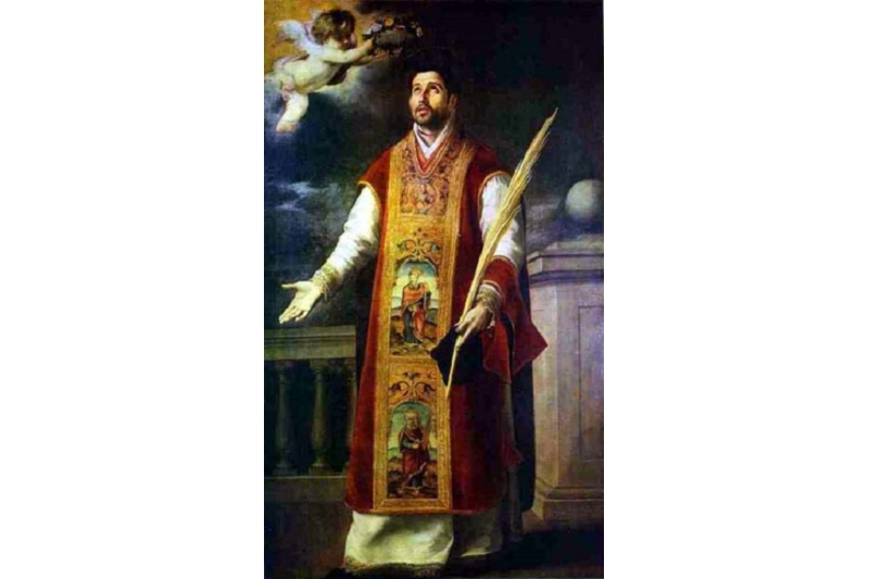 San Rodrigo, Mártir - 13 de Marzo