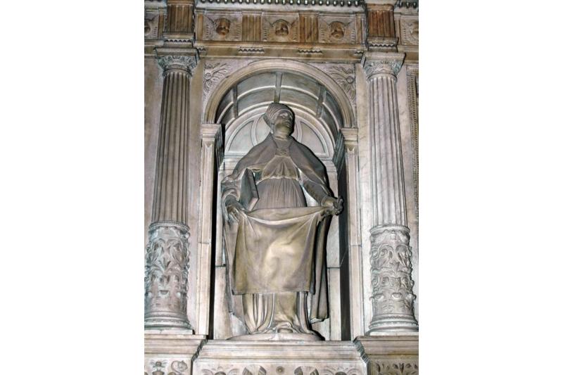 San Severo Mártir, 6 de Noviembre