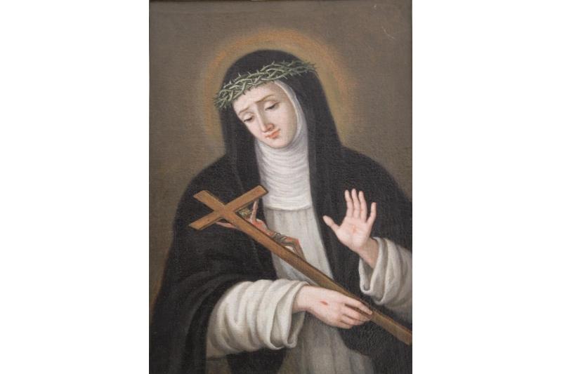 Santa Ángela de Foligno - 4 de Enero