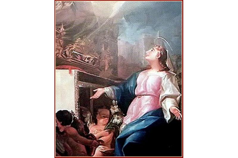 Santa Balbina de Roma - 31 de Marzo