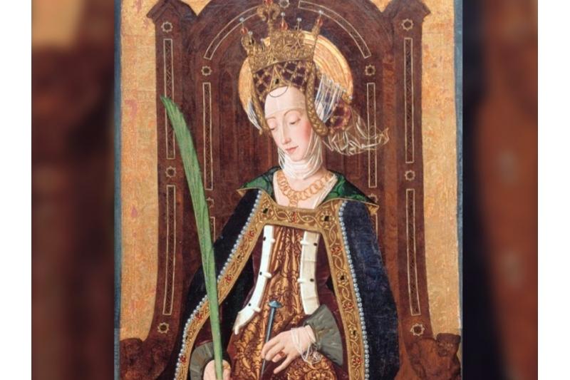 Santa Engracia Virgen y Mártir - 16 de Abril