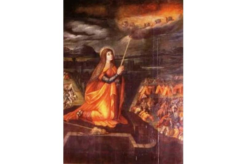 Santa Genoveva, Virgen – 3 de Enero