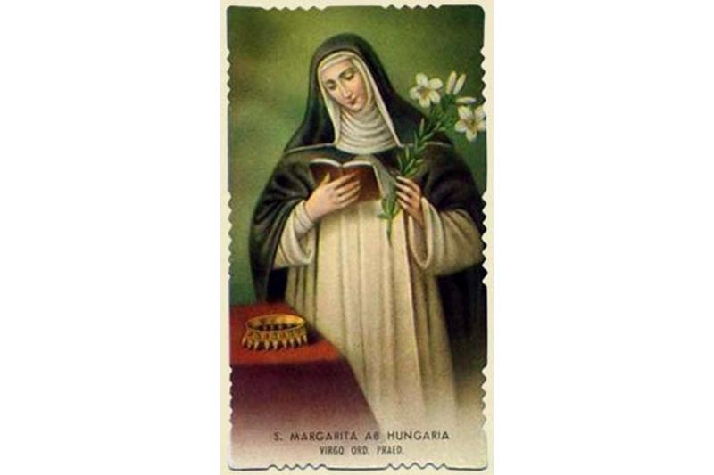 Santa Margarita de Hungría - 18 de Enero