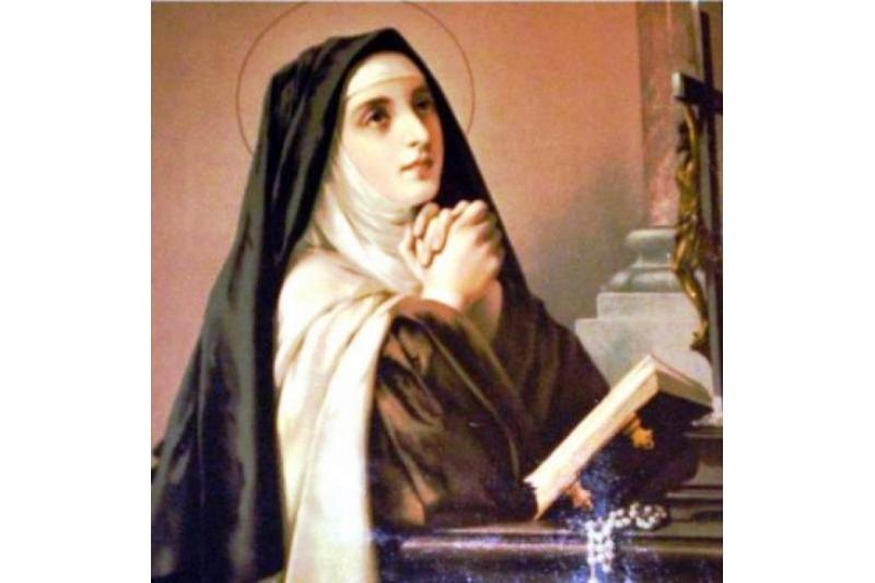 Santa Margarita María Alacoque - 16 de Octubre