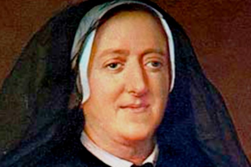 Santa María Micaela. Fundadora - 15 de Junio