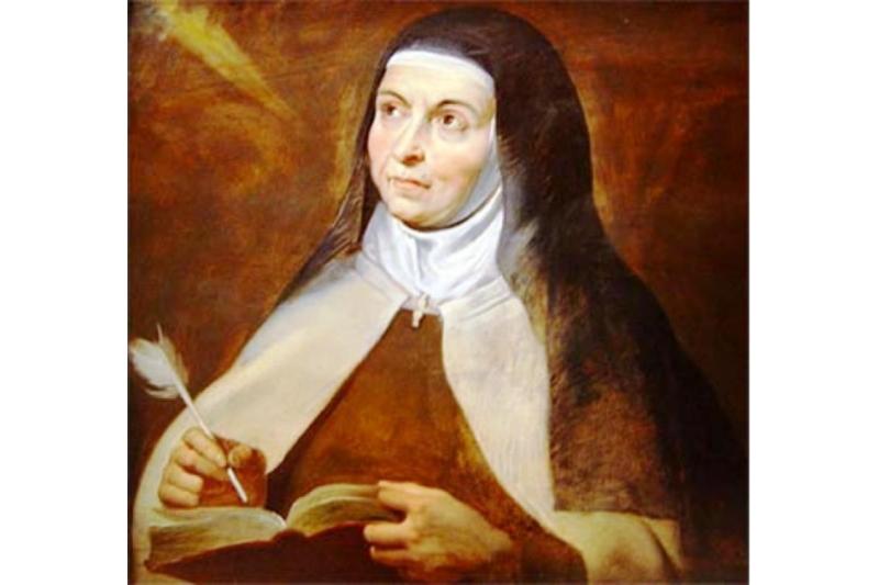 Santa Teresa de Jesús, Doctora de la Iglesia - 15 de Octubre