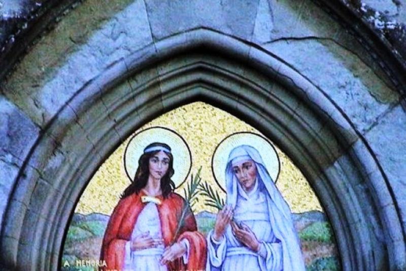 Santas Flora y María, Virgenes y Mártires - 24 de Noviembre