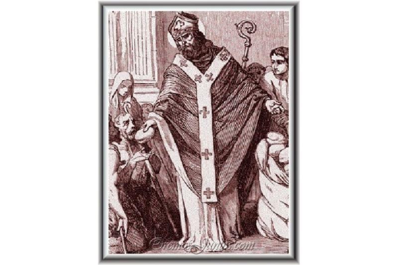 San Venancio, Obispo y compañero de Dalmacia y de istria, Mártires - 1 de Abril