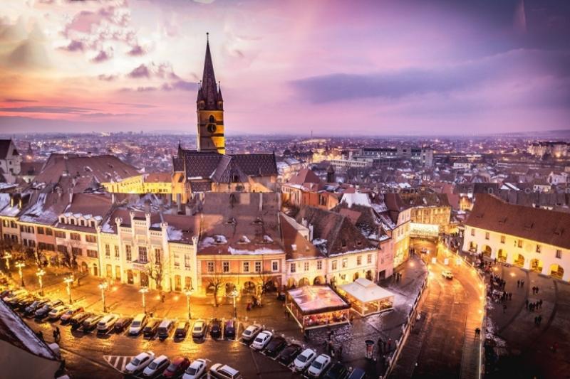 Sibiu, Rumanía