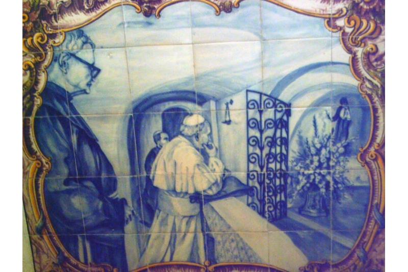 """Virtudes de San Antonio y """"El Pan de los Pobres"""""""
