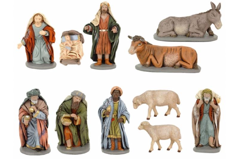 El significado de los símbolos de la Navidad