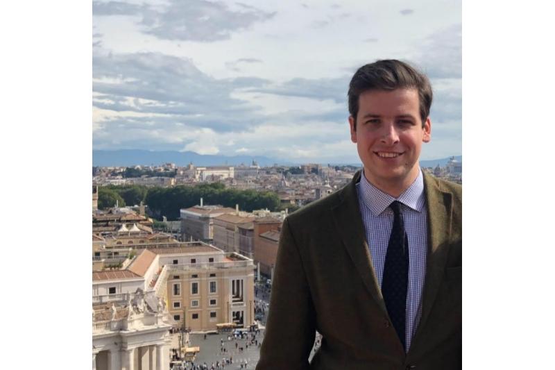 Alexander Tschugguel: «Soy la persona que tiró los ídolos de la Pachamama al río Tíber»