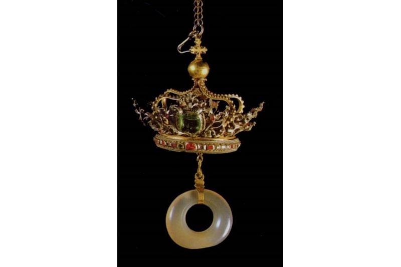 Esta es la reliquia del anillo nupcial que se cree utilizó la Virgen María