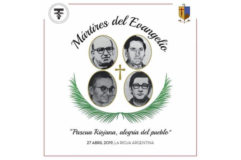 Argentina primera fiesta litúrgica de los beatos mártires de La Rioja