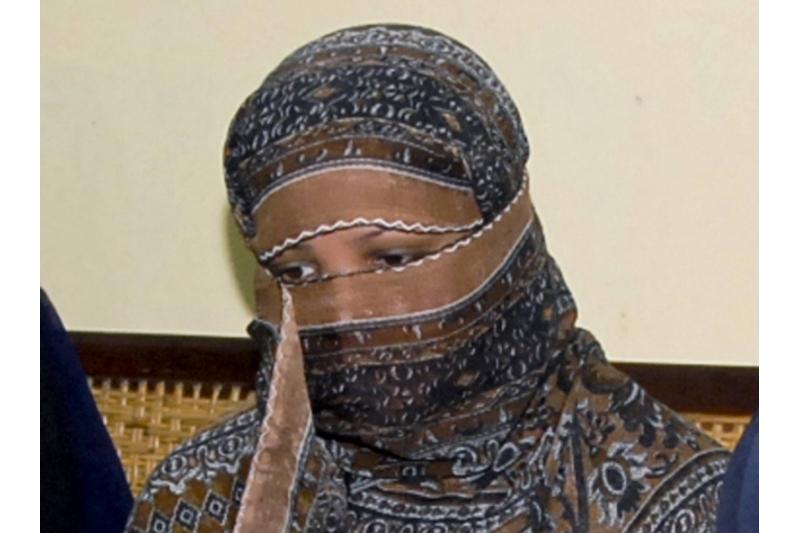 Asia Bibi ya no está en la cárcel