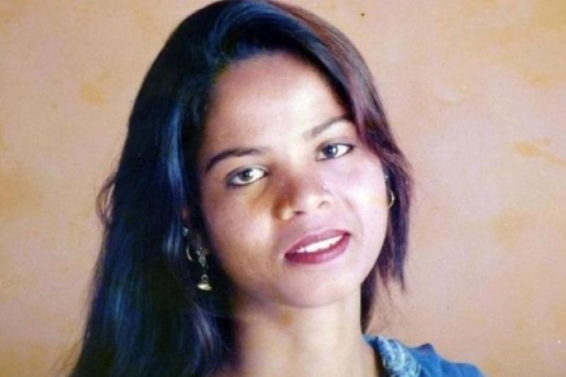 Asia Bibi libre