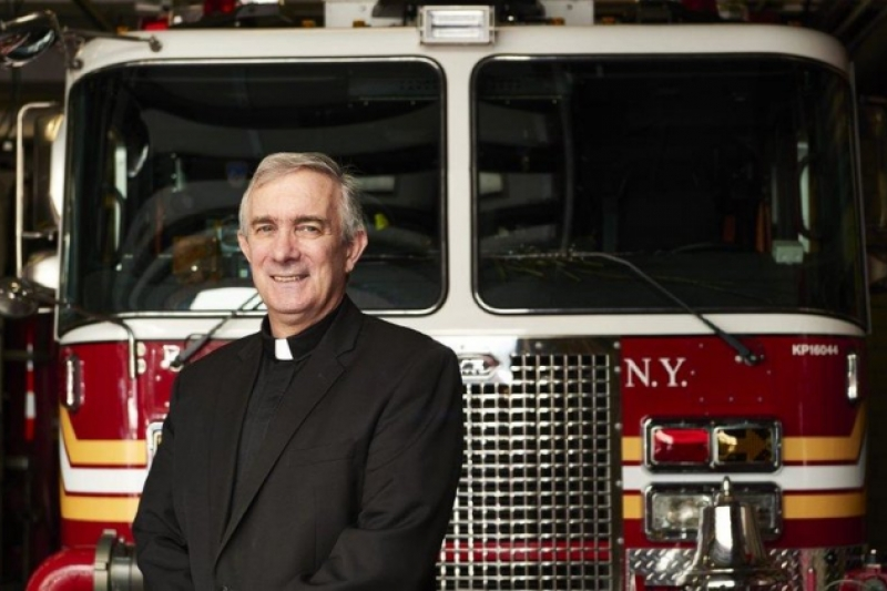 El bombero del 9-11 que paso de salvar vidas a salvar almas