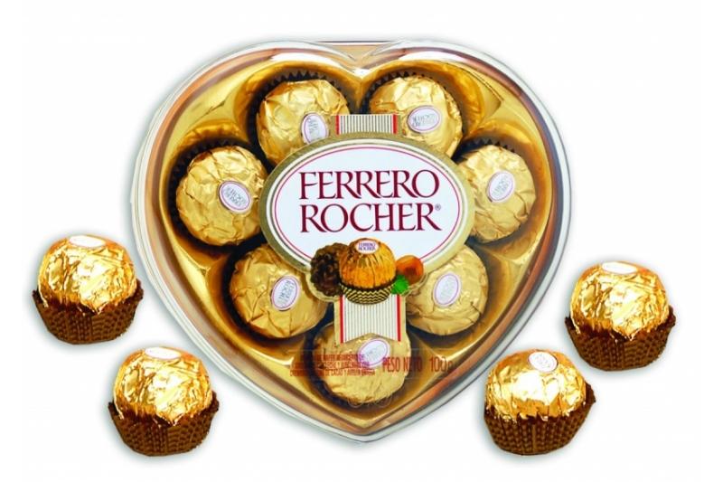 ¿Qué les une a los bombones Ferrero Rocher con la Virgen María?