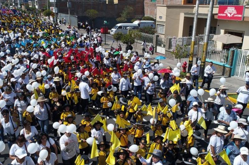 Perú, un país que defiende la vida y la familia