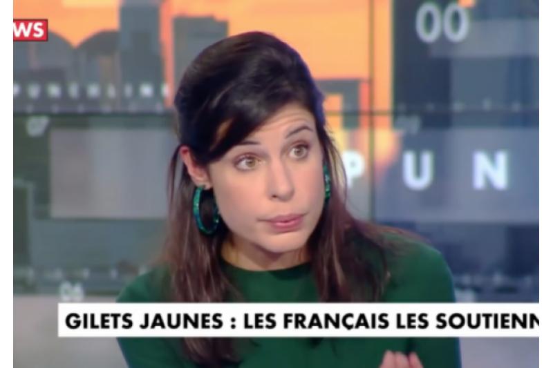 Charlotte d'Ornellas, joven periodista católica : «Nos debilita el deseo de respetabilidad»