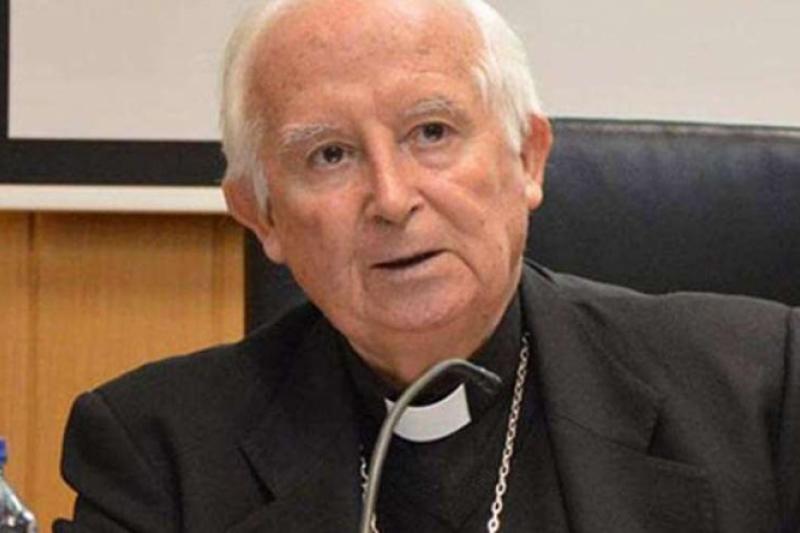 Cardenal Antonio Cañizares. Arzobispo de Valencia