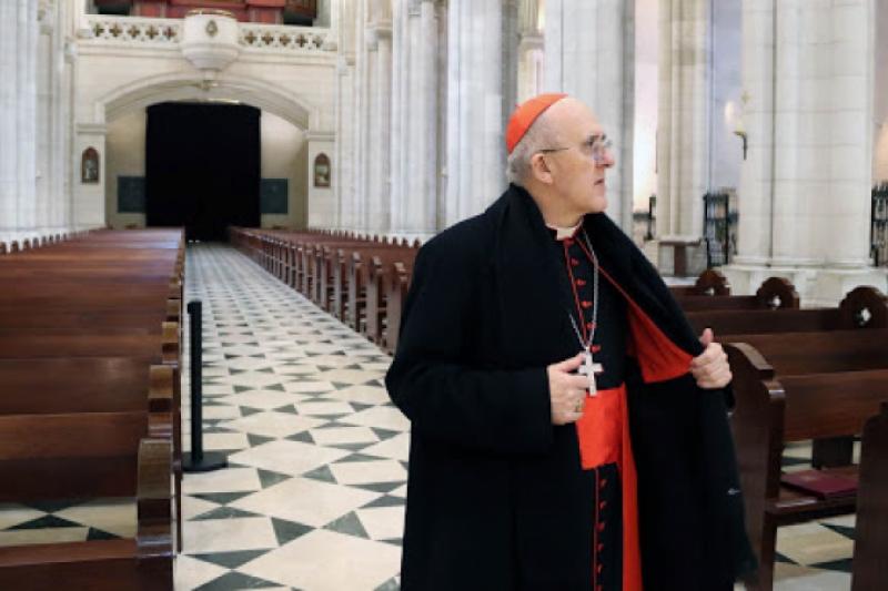 El cardenal Osoro restablece el precepto dominical para la Archidiócesis de Madrid