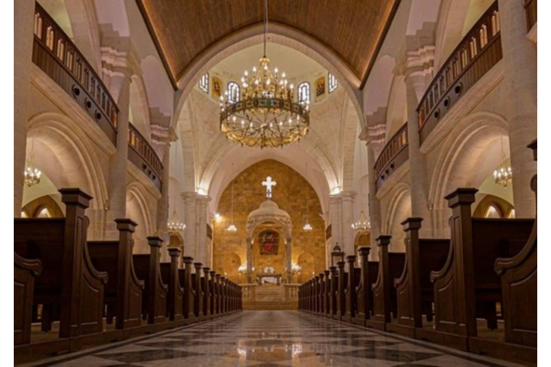 Alepo (Siria), reabre la catedral de San Elías