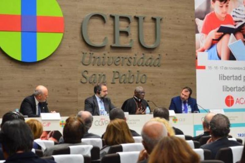 Concluye en Madrid el XXI Congreso Católicos y Vida Pública