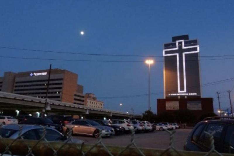 Cruces de St. Joseph Professional Building en Houston
