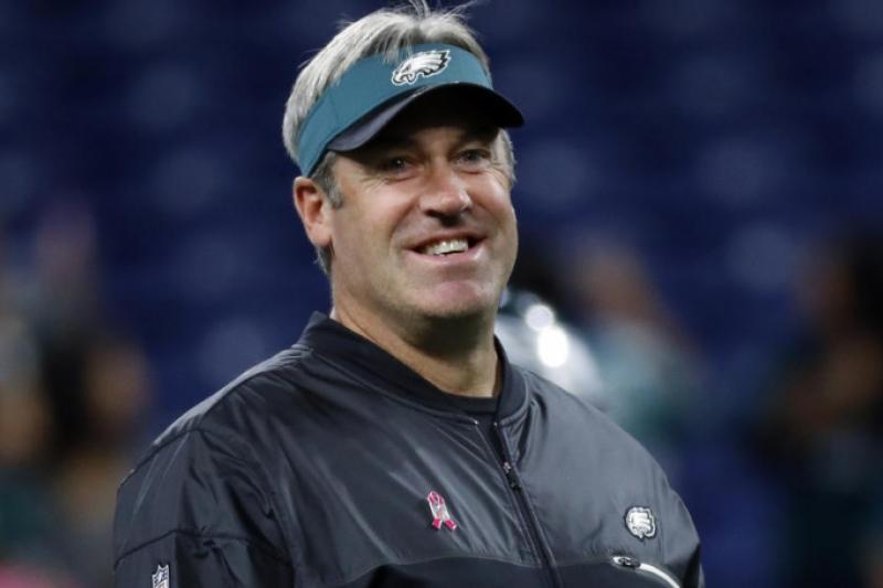 El entrenador Doug Pederson, ganador de la Super Bowl, dedica la victoria a Jesucristo
