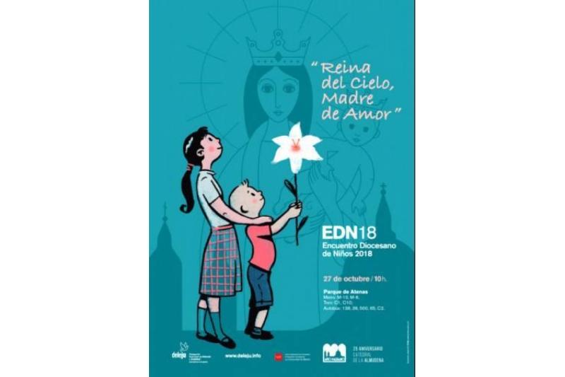 Madrid prepara Encuentro Diocesano de Niños
