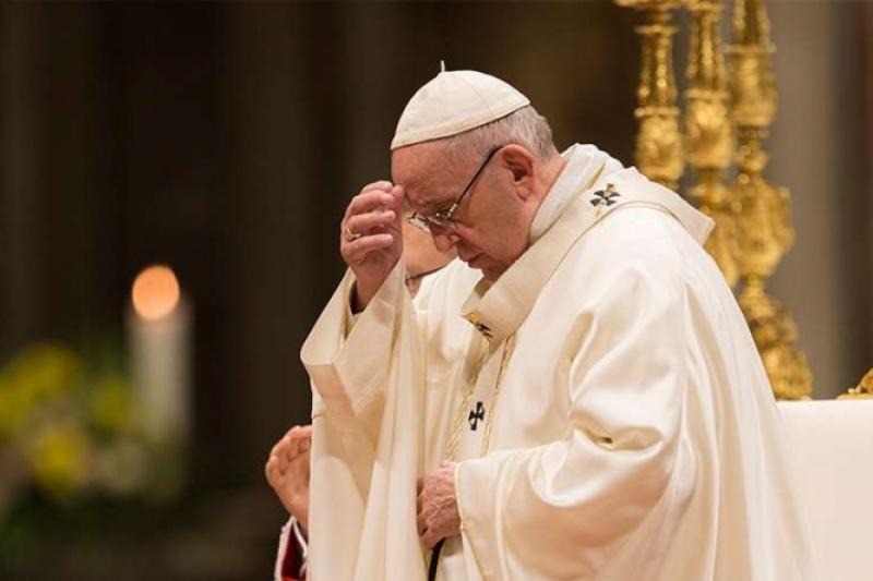 Esta es la intención de oración del Papa Francisco para julio de 2019