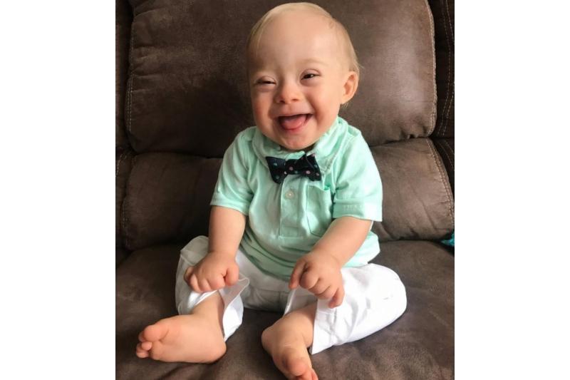 Gerber elige como imagen de su marca a un niño con síndrome de Down por primera vez en su historia